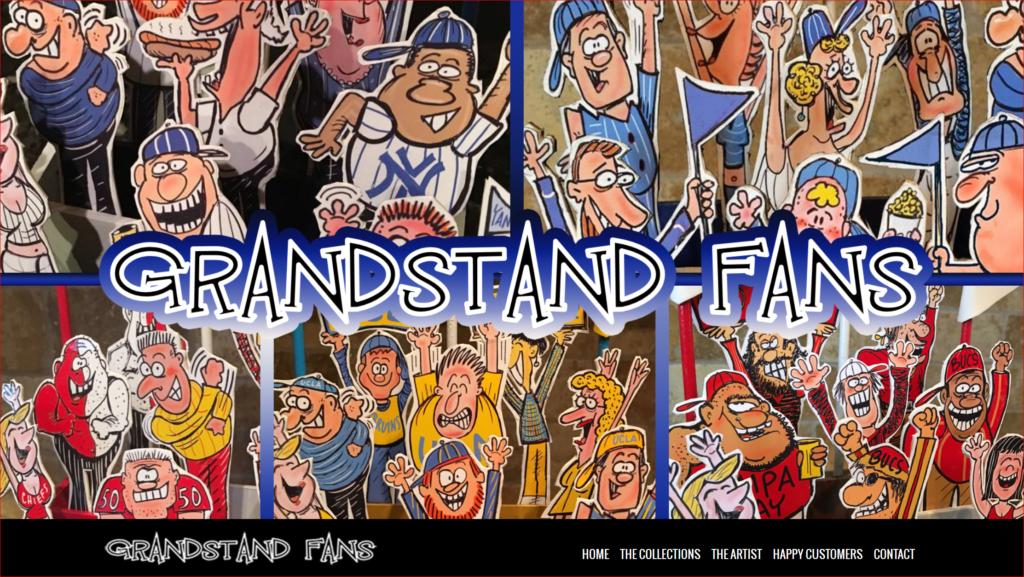 Grandstand Fans screenshot